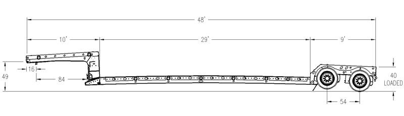 XL 80-MFG Aluminum Pullouts