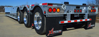 XL Galvanized Trailers