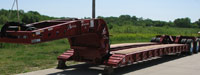 XL 102 Hydraulic Detachable Gooseneck