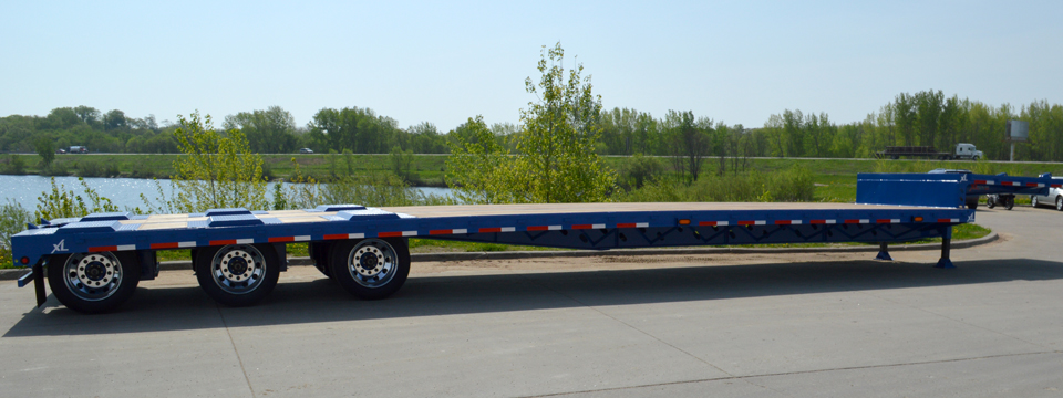 Step Deck Trailer >> Xl Specialized Step Deck Commercial Xl Specialized Trailers Xl