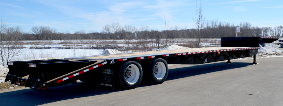 Xl Step Deck T Series Xl Specialized Trailers