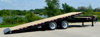 XL Tilt Tag Trailer