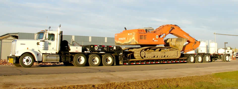 XL 120 Hydraulic Detachable Gooseneck Lowboy