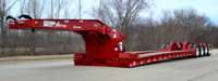 XL Low-Profile Hydraulic Detachable Gooseneck