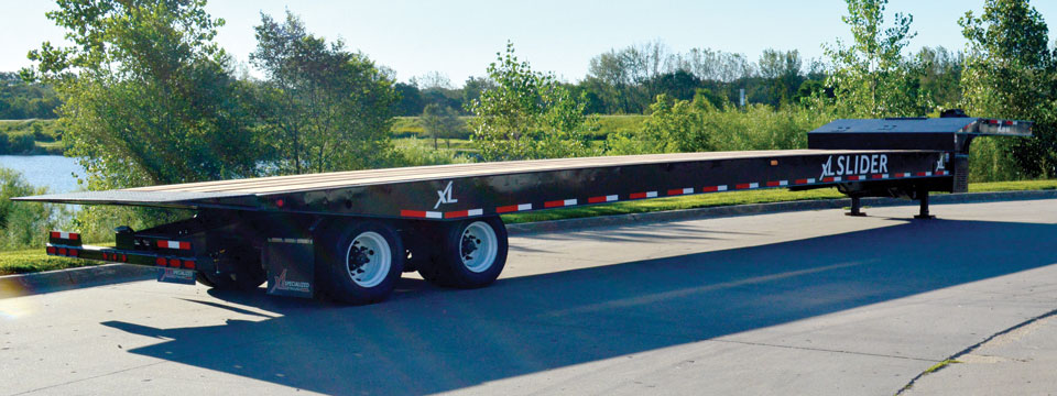 XL 80 Slide Axle