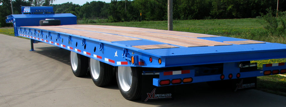 XL 80 Slide Axle with Flip Neck