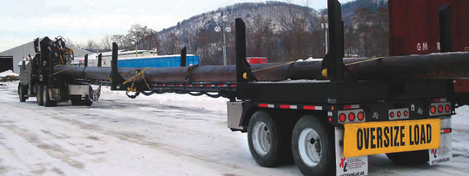 XL Pole Trailer
