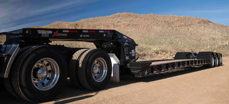 Heavy Haul Trailer Manufacturers - XL Specialized Trailers