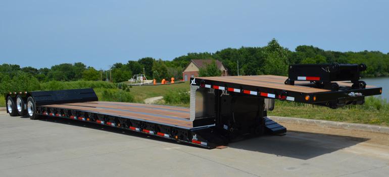 custom heavy haul trailers xl specialized trailers xl