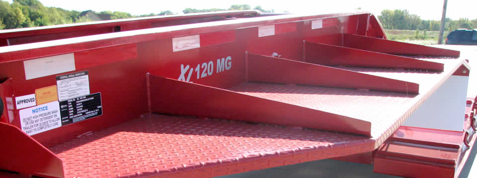 XL 120 Mechanical Gooseneck