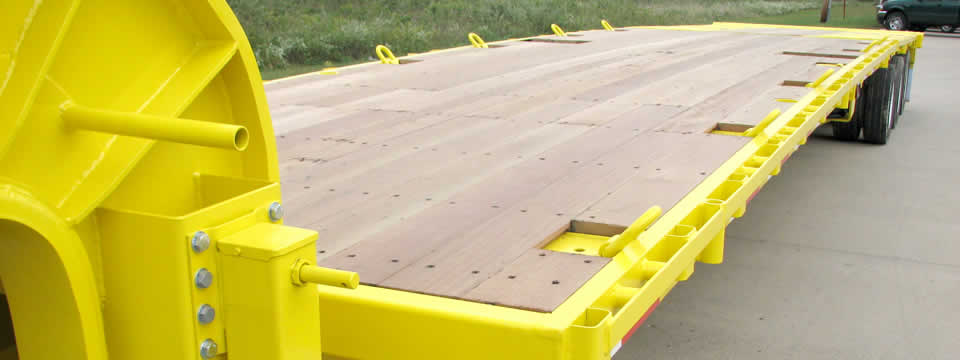 XL 120 Step Deck Extendable