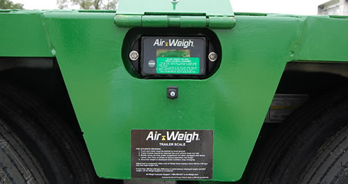 Air Weigh Scale