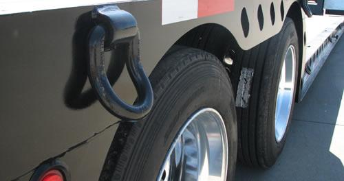Bent D-Rings (Standard)