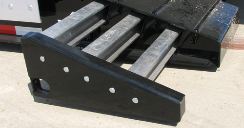 Aluminum Pull Out Ramp
