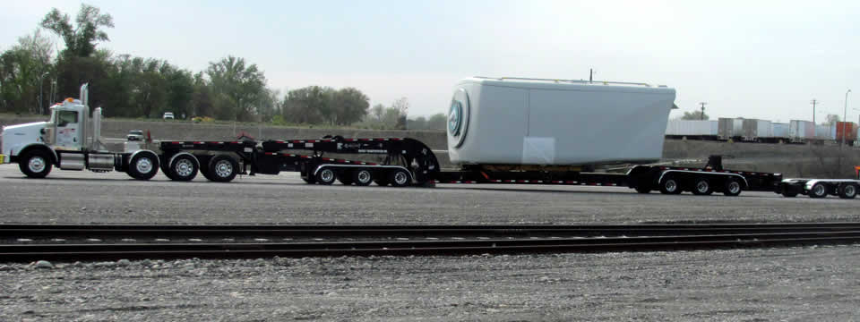 XL Lightweight 13 Axle East Coast (170 Mechanical Gooseneck 3+3+3)