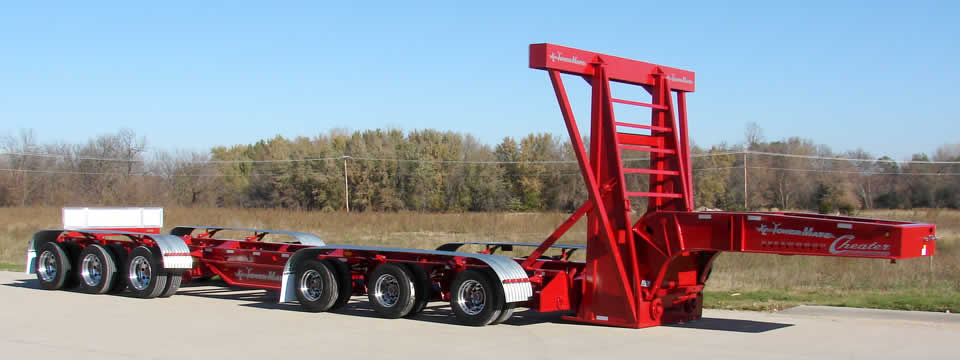 wind industry heavy haul tower trailer xl towermate i wind